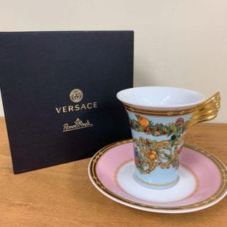 ヴェルサーチ ティーカップ お皿 セット A99970
