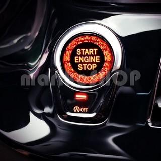 BMW - ★BMW エンジンスタート ボタン 交換 黒 オレンジ 青 3色あり 全車種対応