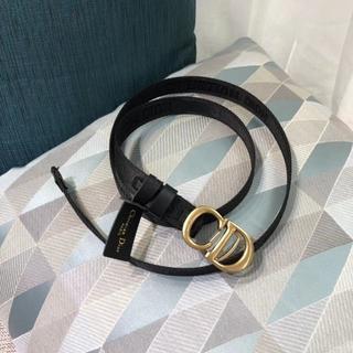 ディオール(Dior)のDior ディオール ベルト レディース 牛革 牛革(ベルト)