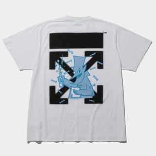 フラグメント(FRAGMENT)のOFF-WHITE FRAGMENT CEREAL T-SHIRTS ホワイト(Tシャツ/カットソー(半袖/袖なし))