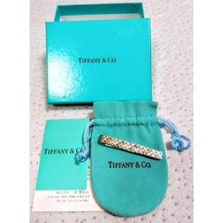 Tiffany & Co. - ティファニーTiffany&Co ネクタイピン S-925