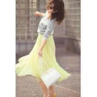 マイストラーダ(Mystrada)のマイストラーダ☆美品スカート☆34サイズ(ロングスカート)