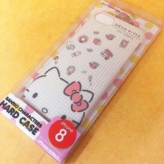 ハローキティ - キティ iPhone8/7/6s/6 スマホケース SAN753
