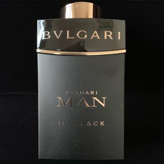 BVLGARI - BVLGARI 「MAN  IN  BLACK」100ml 【新同品】
