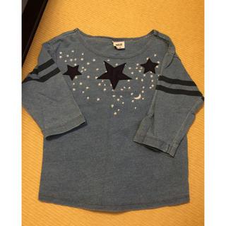 BREEZE - BREEZE キッズ 七分袖Tシャツ 美品