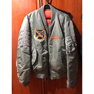 アヴィレックス(AVIREX)のアビレックス   MA-1ジャケット(フライトジャケット)