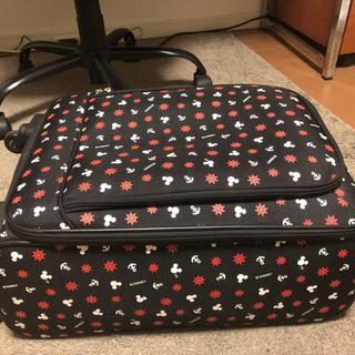 ミッキーマウス(ミッキーマウス)のミッキー柄スーツケース(スーツケース/キャリーバッグ)
