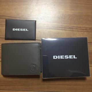 ディーゼル 折財布