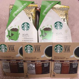 Starbucks Coffee - スターバックス VIA & ORIGAMI