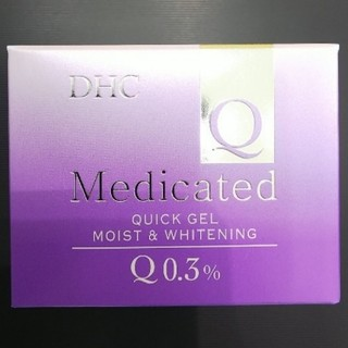 ディーエイチシー(DHC)の薬用Qクイックジェル100g2個セット(オールインワン化粧品)