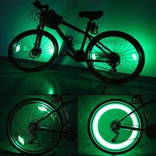 超人気!自転車 ホイールライト *4 LEDライト 防水(その他)