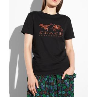 コーチ(COACH)のコーチ  レキシー &キャリッジ tシャツ(Tシャツ(半袖/袖なし))