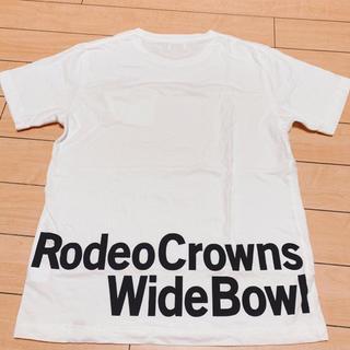 RODEO CROWNS WIDE BOWL - ロデオクラウンズ メンズ 半袖
