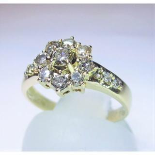 特別価格※天然ダイヤモンド0.50ctデザインリング(リング(指輪))