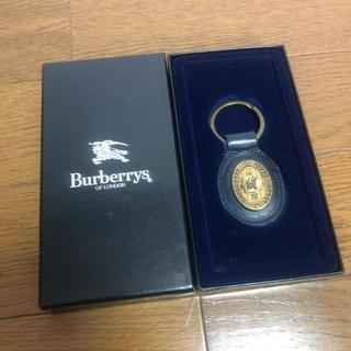 バーバリー(BURBERRY)の即決 Burberry バーバリー キーリング(キーホルダー)