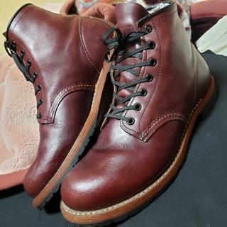 レッドウィング(REDWING)のREDWING レッドウイング 9011 ベックマン BECK MAN 25.5(ブーツ)