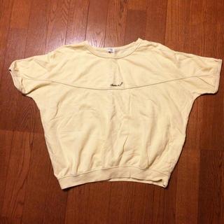 【100円】Tシャツ(イエロー)(Tシャツ(半袖/袖なし))