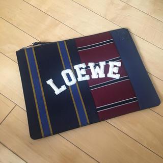 ロエベ(LOEWE)のLOEWE ロエベ クラッチバッグ ユニセックス メンズ(セカンドバッグ/クラッチバッグ)