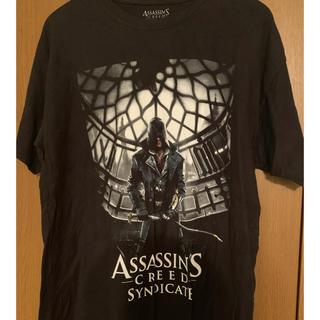 アサシン(ASSASSYN)のアサシン プリント Tシャツ(Tシャツ/カットソー(半袖/袖なし))