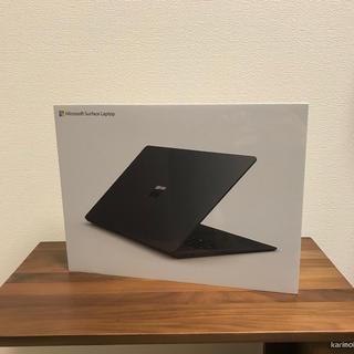 Microsoft - マイクロソフト サーフェス ラップトップ2 LQN-00055 ブラック