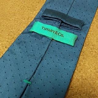Tiffany & Co. - ティファニーネクタイ