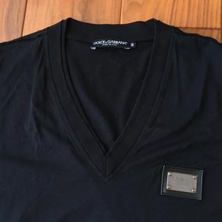 ドルチェアンドガッバーナ(DOLCE&GABBANA)の極美品⭐️ドルチェ&ガッバーナ Tシャツ(Tシャツ/カットソー(半袖/袖なし))