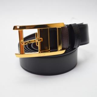 カルティエ(Cartier)の展示のみ未使用/送料無料/カルティエ/ベルト/リバーシブル/サイズ調整可能(ベルト)