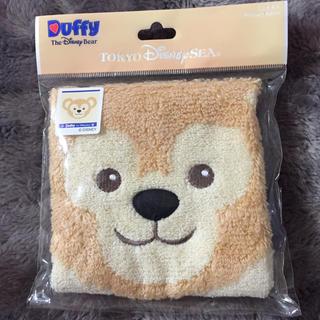 ダッフィー(ダッフィー)のDuffy ミニタオル(ハンカチ)
