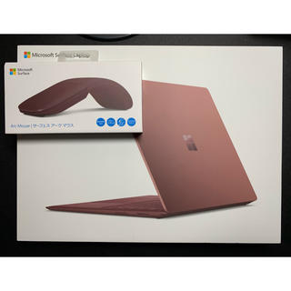 マイクロソフト(Microsoft)の【専用】surface laptop i5 8GB 256GB +マウス(ノートPC)