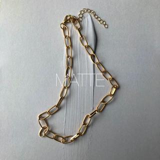 アメリヴィンテージ(Ameri VINTAGE)の専用出品chain choker*gold&silver(ネックレス)