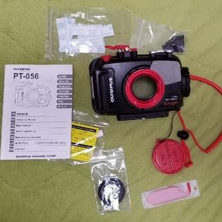 OLYMPUS - PT-056 オリンパス TG-3 TG-4用防水プロテクター
