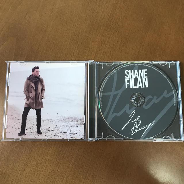 Shane Filan 「Love Always」CD 結婚式