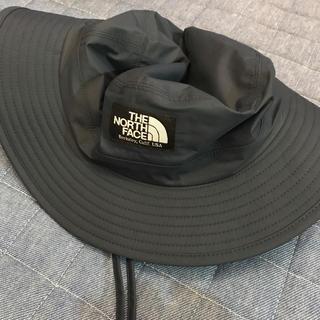 THE NORTH FACE - ノースフェイス ハット帽 防水タイプ Lサイズ ネイビー