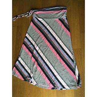 パタゴニア(patagonia)のパタゴニア カマラスカート ワンピース sサイズ(ロングスカート)