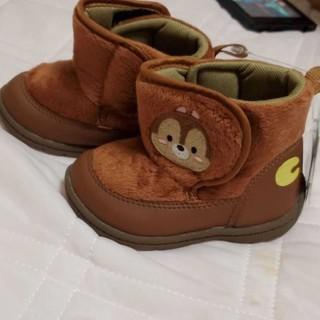 ディズニー(Disney)のチップとデールベビーブーツ 13㎝(長靴/レインシューズ)