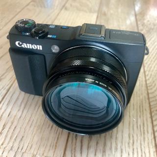 Canon - キャノン Power Shot G1X Mark2 EVF付き