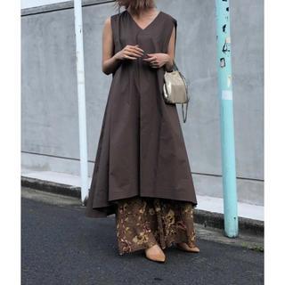 アメリヴィンテージ(Ameri VINTAGE)のNS COVER DRESS(ロングワンピース/マキシワンピース)