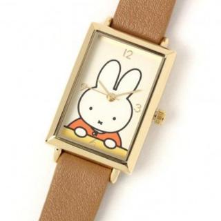 スタディオクリップ(STUDIO CLIP)の新品 studio CLIP ミッフィー 腕時計(腕時計)