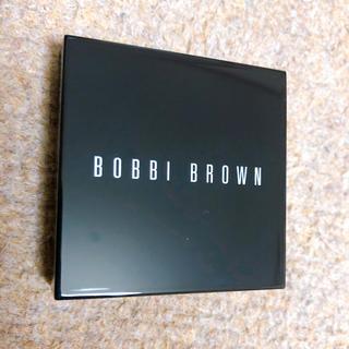 ボビイブラウン(BOBBI BROWN)のBOBBI BROWN ハイライト チーク 01ピンクグロウ(フェイスカラー)