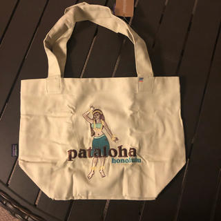 patagonia - 最安値  パタゴニア  パタロハ ハワイ限定 トートバック エコバック