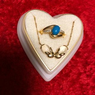 ジュエリーツツミ(JEWELRY TSUTSUMI)のJEWELRY TSUTSUMI ネックレス 指輪(リング(指輪))