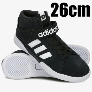 アディダス(adidas)の26cm 新品未使用 アディダスオリジナルス  VRXMID 黒 ブラック(スニーカー)
