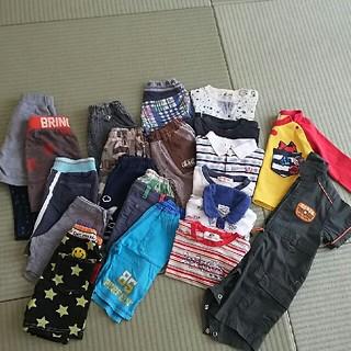パーソンズキッズ(PERSON'S KIDS)の男の子服20点 ほぼ80サイズ(Tシャツ)