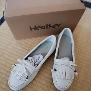 heather - Heather モカシンシューズ