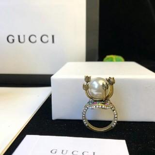 グッチ(Gucci)の超美品グッチリング グッチ指輪 アクセサリー(リング(指輪))