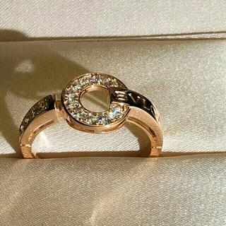 ブルガリ(BVLGARI)のbulgari 指輪 18K(リング(指輪))