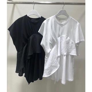 BEAMS - ヘムデザインTシャツ