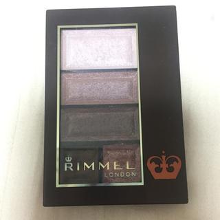 リンメル(RIMMEL)のリンメル ショコラスウィートアイズ 019 ブルーベリーショコラ(アイシャドウ)