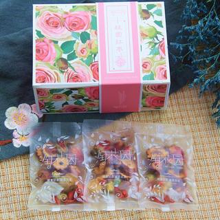 【花茶】桂円紅棗枸杞茶 100g/箱