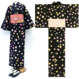 ツモリチサト(TSUMORI CHISATO)のツモリチサト風 ドット浴衣(浴衣)